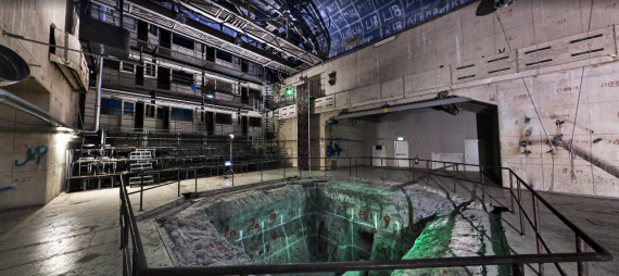R1 Nuclear Reactor - Stockholm Sweden - Atlas Obscura Best of Blog