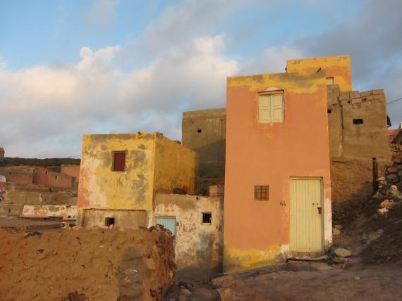 Sidi Boulfdali - Gourzim Morocco - Atlas Obscura Blog Best of Entries