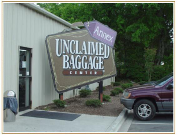 Unclaimed Baggage Center - Alabama USA - Atlas Obscura Blog