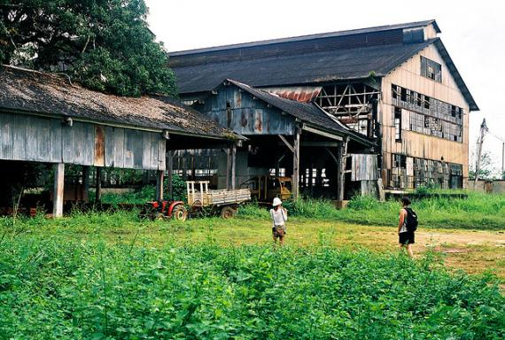 Fordlandia in Igrape Acu, Brazil - Atlas Obscura Blog - Best of Recent Entries