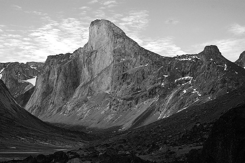 Mount Thor - Baffin Island Canada - Atlas Obscura Best of Blog - Mountains