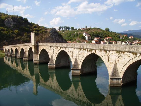 Mehmed Pasha Sokolovic Bridge - Atlas Obscura Blog