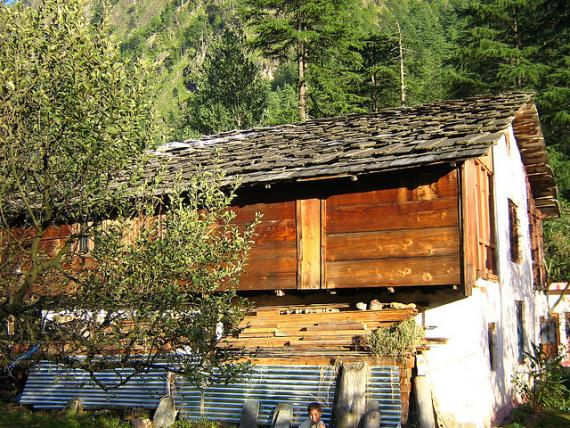 Atlas Obscura Blog - Kasol LIttle Isreal Himalayas