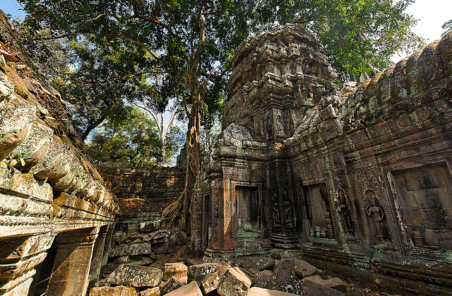 Ta Prohm Angkor Wat - Cambodia on Atlas Obscura Blog