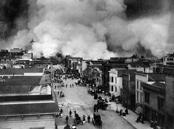 Cistern Circles SF - 1906 Earthquake & Fire - Atlas Obscura Guide Blog
