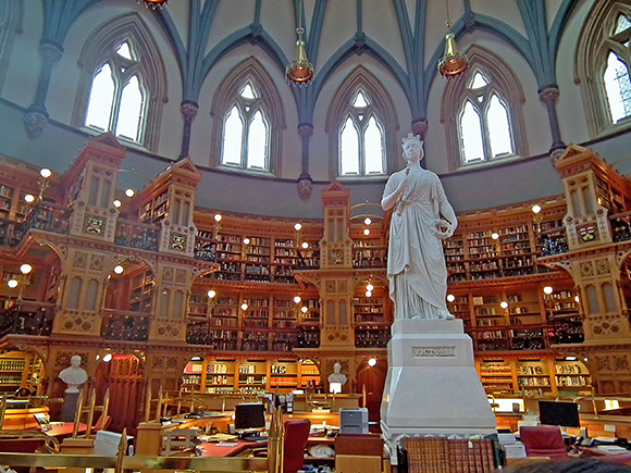 Library of Parliament Ottawa