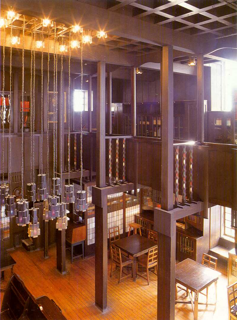 National Library Of Scotland Reading Room