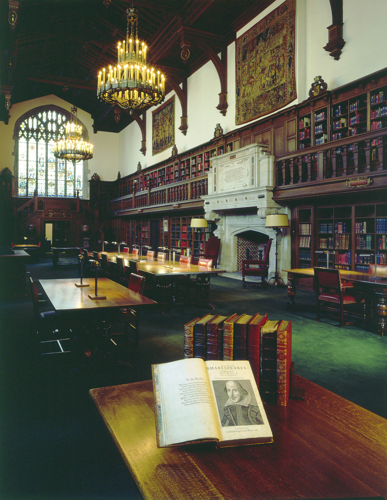 Foger Shakespeare Library