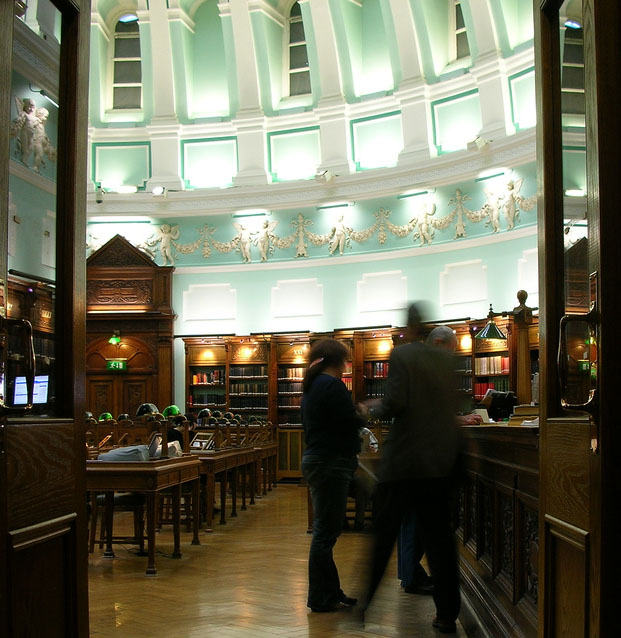 Ireland National Library