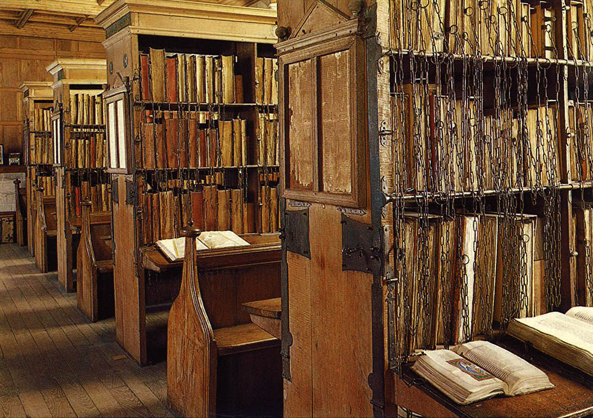 Hereford Cathedral Chained Library.jpg