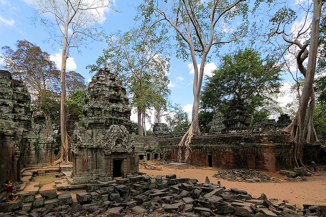 Banyan Roots at Ta Prohm - Blog Featured Place - Atlas Obscura