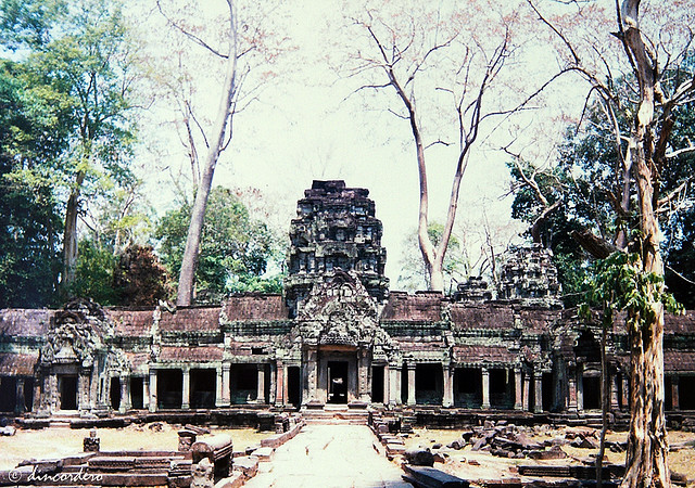 Temple Ta Prohm Angkor Cambodia - Blog from Atlas Obscura