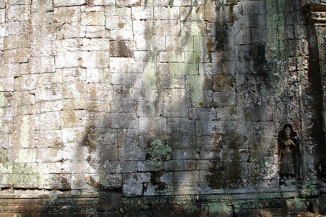 Ta Prohm Wall - Flickr Photo - Atlas Obscura Blog