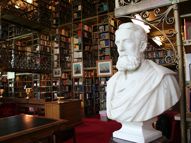 A.D. White Library at Cornell University