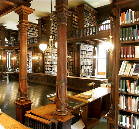 Brooklyn Historical Society Library