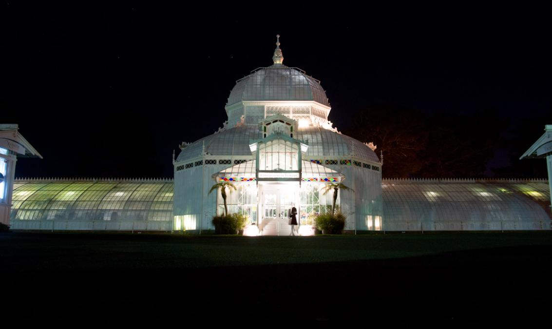 Conservatory of Flowers - Neil Girling - Obscura Society