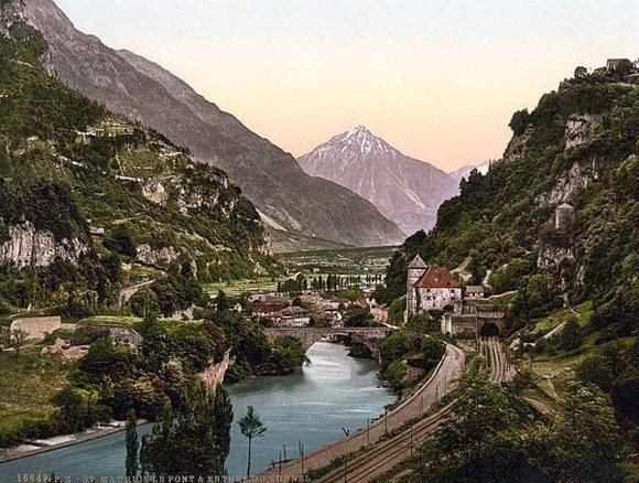 St Maurice - St Maurice, Switzerland - Atlas Obscura Blog