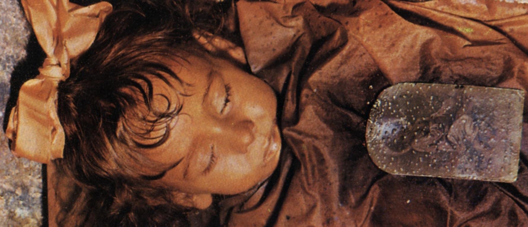 Rosalia Lombardo Mummy - Capuchin Catacombs - Palermo, Italy