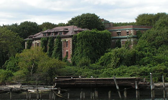 North Brother Island - Atlas Obscura