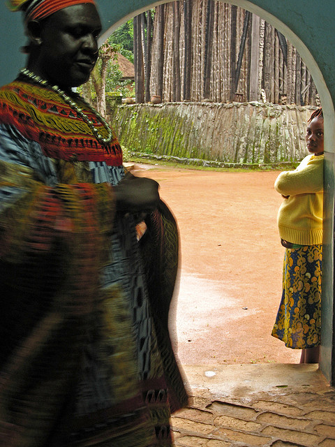 The Fon of Bafut - Featured Place Blog - Atlas Obscura Travel