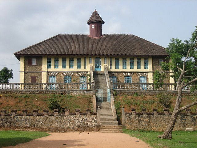 German Architecture at Bafut - Atlas Obscura Blog