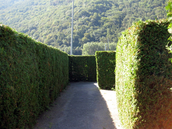 Evionnaz Adventure Labyrinth - Evionnaz, Switzerland - Atlas Obscura Blog