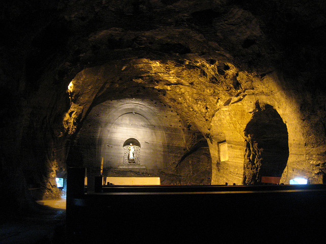 Catedral de Sal - Salt Cathedral - Columbia - Atlas Obscura Blog