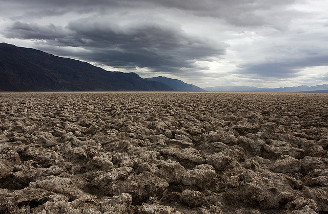 Saltiest Places on Earth - Atlas Obscura - Devil's Golf Course