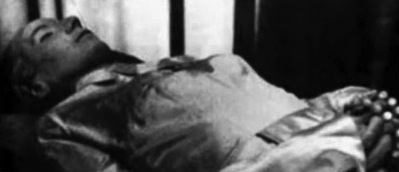 Eva Peron Embalmed Body - Argentine Dictator - Communist Mummies Guide