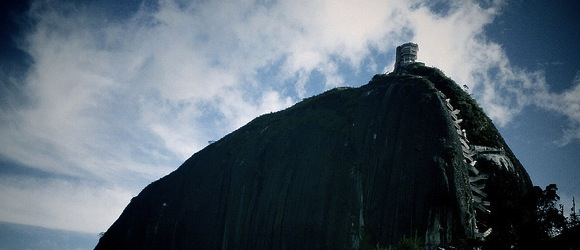 El Peñon de Guatape - Columbia - Guide to Precarious Perched Places - Atlas Obscura
