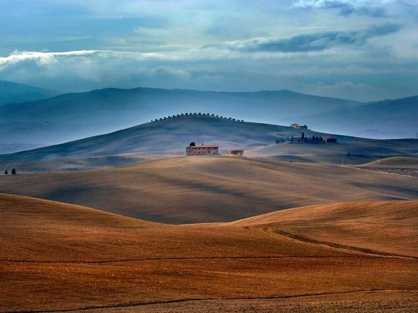 Tuscan Horseback Ride - National Geographic - Atlas Obscura Blog