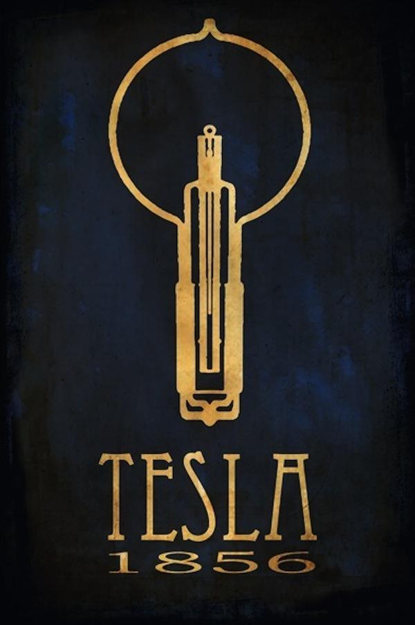Happy 156th Birthday Tesla An Art Tribute Atlas Obscura