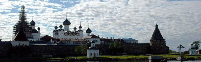 Solovki Islands