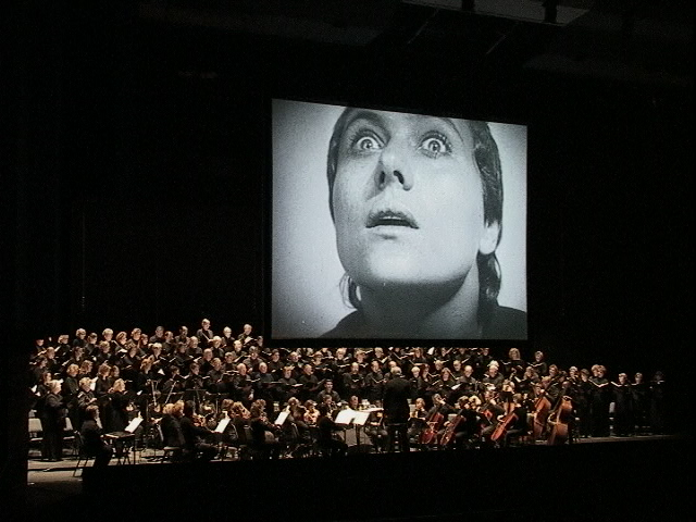 Dreyer's Passion of Joan of Arc - Renee Maria Falconetti - Altas Obscura Blog