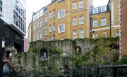 London Wall - Atlas Obscura