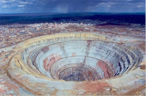 Mirny Diamond Mines