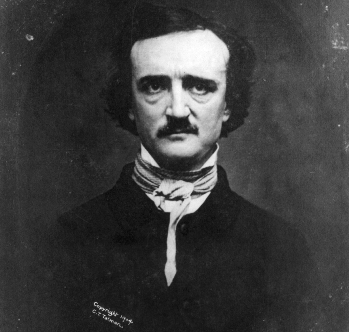 Poe Daguerrotype - Atlas Obscura Blog - The Raven Anniversary Publication