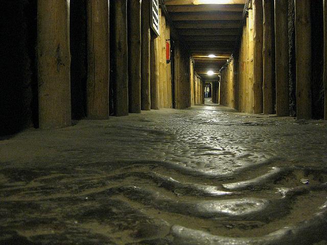 Wieliczka Salt Mine - Poland - Atlas Obscura's Saltiest Places on Earth