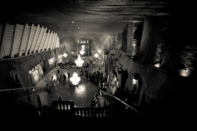 Wieliczka Salt Mine - Poland - Underground Salt - Atlas Obscura Blog