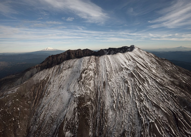 Mt St Helens- National Geographic