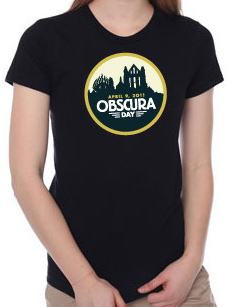Obscura Day t-shirt