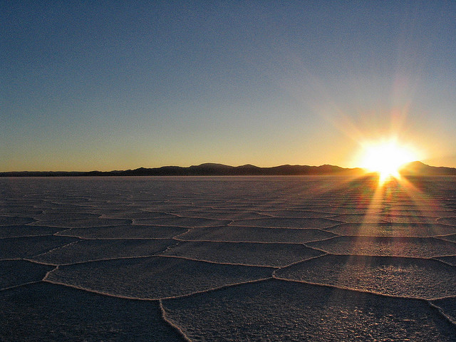 Salar de Uyuni - World's Largest Salt Flat - Bolivia - Atlas Obscura Blog