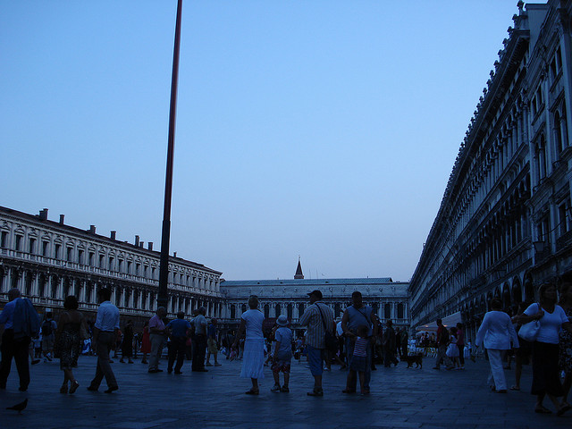 San Marco Square - After Tourists Go Home - Atlas Obscura Blog