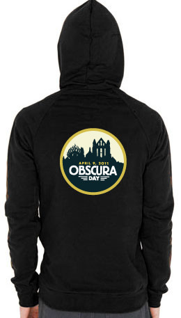 Obscura day Hoody